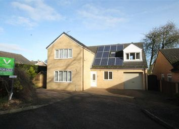 Thumbnail 4 bedroom detached house for sale in Vicarage Close, Howden Le Wear, Co Durham