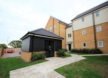 Thumbnail 1 bed flat for sale in School Avenue, Basildon