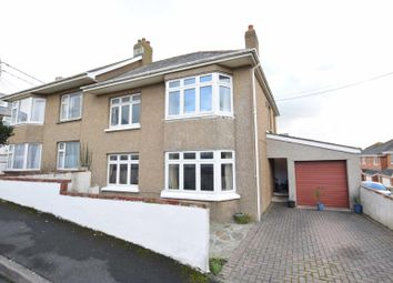 Thumbnail 5 bed semi-detached house for sale in Blanchminster Road, Bude, Cornwall