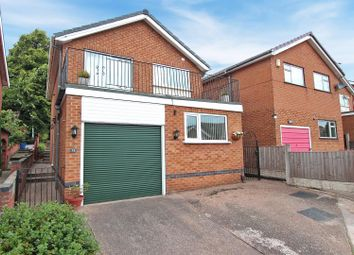 Thumbnail 3 bed detached house for sale in Dale Farm Avenue, Nottingham