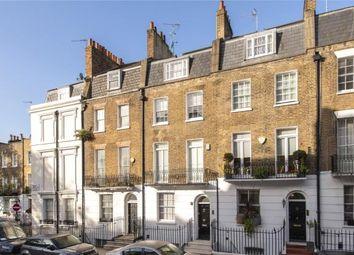 Thumbnail 5 bedroom terraced house for sale in Trevor Street, Knightsbridge, London