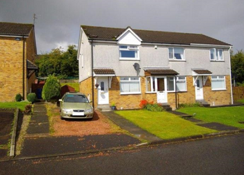 Thumbnail 2 bed end terrace house to rent in Hawthorn, Dumbarton