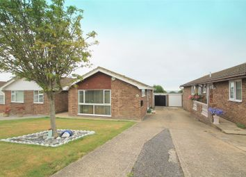Thumbnail 2 bed detached bungalow for sale in Slonk Hill Road, Shoreham-By-Sea