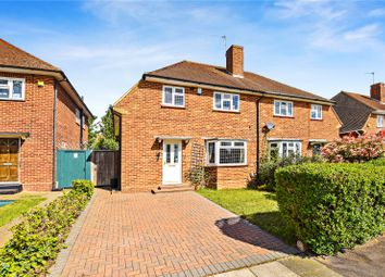 Thumbnail 3 bedroom semi-detached house for sale in Bourne Mead, Bexley, Kent