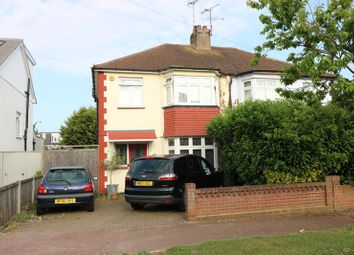 Thumbnail 3 bed semi-detached house to rent in Danesleigh Gardens, Leigh-On-Sea