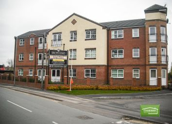 Thumbnail 1 bedroom flat to rent in Manorhouse Close, Walsall