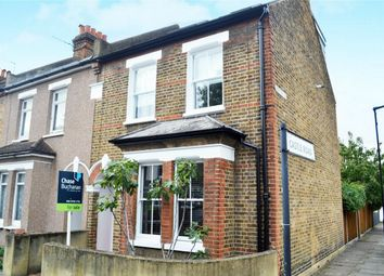 Thumbnail 3 bed end terrace house for sale in Grainger Road, Isleworth