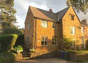 Thumbnail 3 bed semi-detached house to rent in Sibford Ferris, Banbury