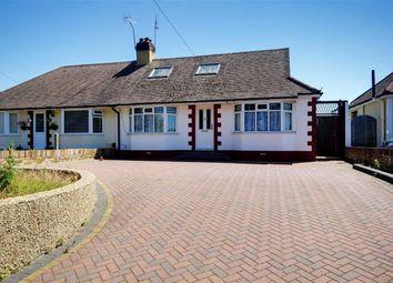 Thumbnail 5 bed semi-detached bungalow for sale in Durrington Lane, Durrington, West Sussex