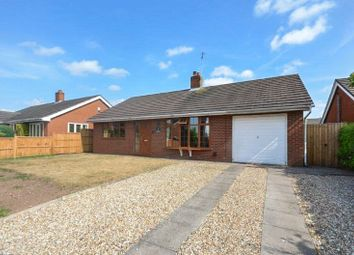 Thumbnail 3 bed detached bungalow for sale in 7 Howbeck Crescent, Nantwich