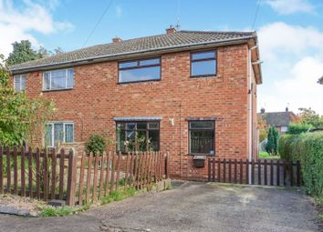 3 bed semi-detached house for sale in Oxley Close, Shepshed, Loughborough LE12