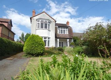 Thumbnail 3 bed detached house for sale in Manor Avenue, Wistaston, Crewe