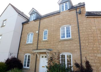 Thumbnail 4 bed town house for sale in Freestone Way, Corsham