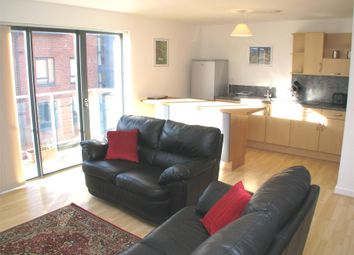Thumbnail 2 bed flat to rent in Butcher Street, Leeds, West Yorkshire