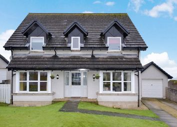 Thumbnail 4 bedroom detached house for sale in Hauplands Way, West Kilbride