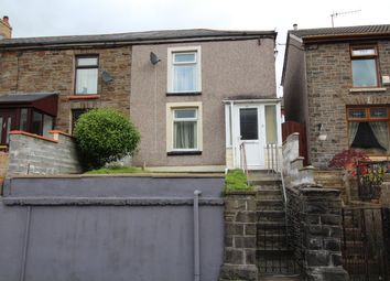 Thumbnail 3 bed end terrace house for sale in Baglan Street, Treherbert, Treorchy