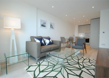 Thumbnail 1 bed flat for sale in Pinnacle Apartments, Saffron Cental Square, Croydon