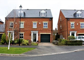 Thumbnail 3 bed semi-detached house for sale in The Sidings, York