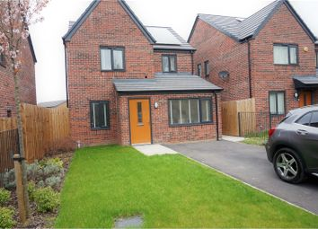 Thumbnail 3 bedroom detached house for sale in Lawnswood Road, Manchester