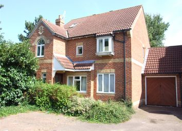 Thumbnail 4 bed detached house for sale in Mays Close, Weybridge, Surrey