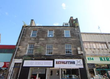 Thumbnail 2 bed flat for sale in High Street, Kirkcaldy