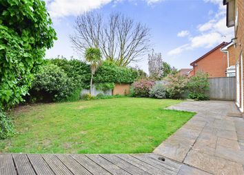 Thumbnail 4 bedroom detached house for sale in Cheyne Close, Kemsley, Sittingbourne, Kent