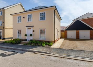 4 bed detached house for sale in Adcock Drive, Sprowston, Norwich NR7