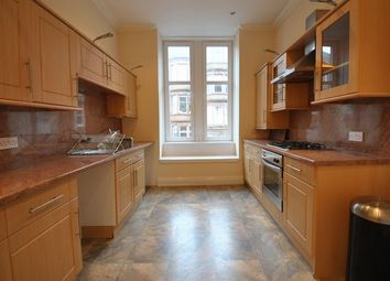 Thumbnail 2 bedroom flat to rent in Caird Drive, Partickhill, Glasgow, Lanarkshire