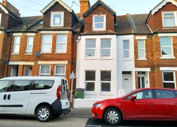 4 bed terraced house to rent in Radnor Park Road, Folkestone, Kent CT19