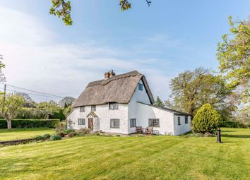 Thumbnail 5 bed detached house for sale in Sulhamstead Hill, Sulhamstead, Reading