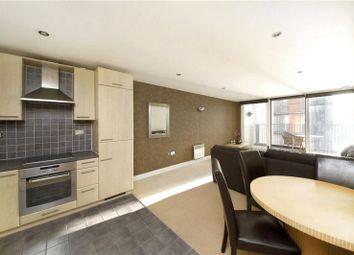 Thumbnail 1 bed flat to rent in Marmara Apartments, Western Gateway, London