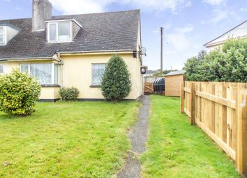 Thumbnail 2 bed bungalow for sale in Creakavose, St Stephen, Cornwall