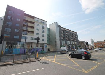 Thumbnail 2 bed flat for sale in Oldham Road, Manchester