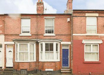 Thumbnail 2 bed terraced house for sale in Port Arthur Road, Sneinton, Nottinghamshire