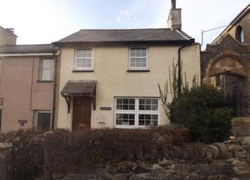 Thumbnail 2 bed end terrace house for sale in Chapel Terrace, Criccieth, Gwynedd