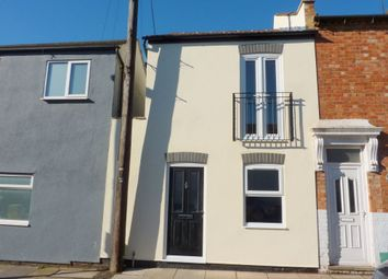Thumbnail 1 bed terraced house to rent in The Old Shoe Workshop, 1B Hunter Street, Northampton
