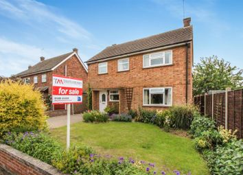 Thumbnail 4 bedroom detached house for sale in Claytons Way, Huntingdon