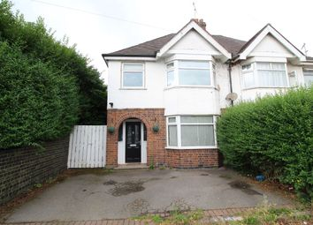 Thumbnail 3 bed semi-detached house for sale in Nuneaton Road, Bedworth