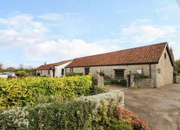 Thumbnail 4 bed detached house for sale in Butleigh Wootton, Glastonbury