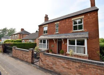 Thumbnail 4 bedroom detached house for sale in Station Road, Kegworth, Derby