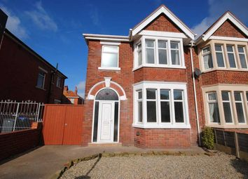 Thumbnail 3 bed property to rent in St Martins Road, South Shore, Blackpool