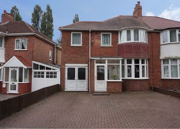 Thumbnail 4 bed semi-detached house for sale in Warren Hill Road, Birmingham