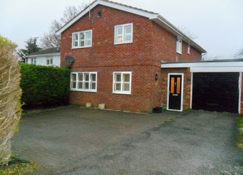 Thumbnail 4 bed detached house for sale in Conifer Close, Whitehill