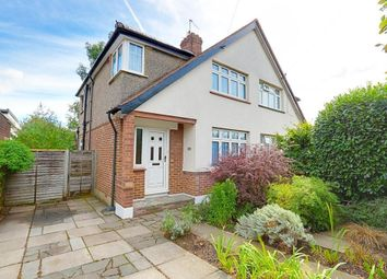 Thumbnail 3 bed semi-detached house for sale in Field End Road, Ruislip