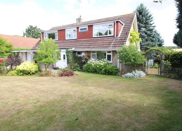 Thumbnail 4 bed bungalow for sale in New Road, Firbeck, Worksop