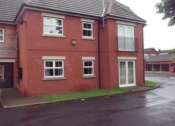 Thumbnail 2 bed flat for sale in Edwin Lodge, Crookesbroomlane, Hatfield, Doncaster