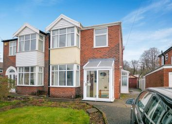 Thumbnail 3 bed semi-detached house for sale in Fletcher Fold Road, Bury