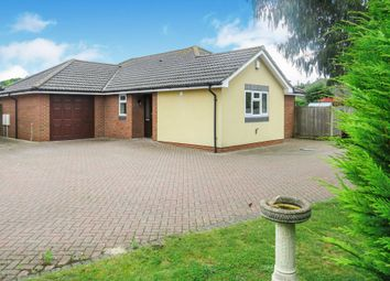 Thumbnail 3 bedroom detached bungalow for sale in Pollys Close, Crossways, Dorchester
