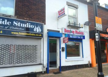 Thumbnail Retail premises for sale in Bolton BL2, UK