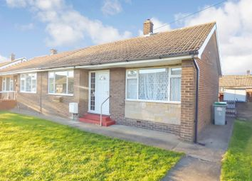 Thumbnail 2 bedroom bungalow for sale in Russell Close, Consett